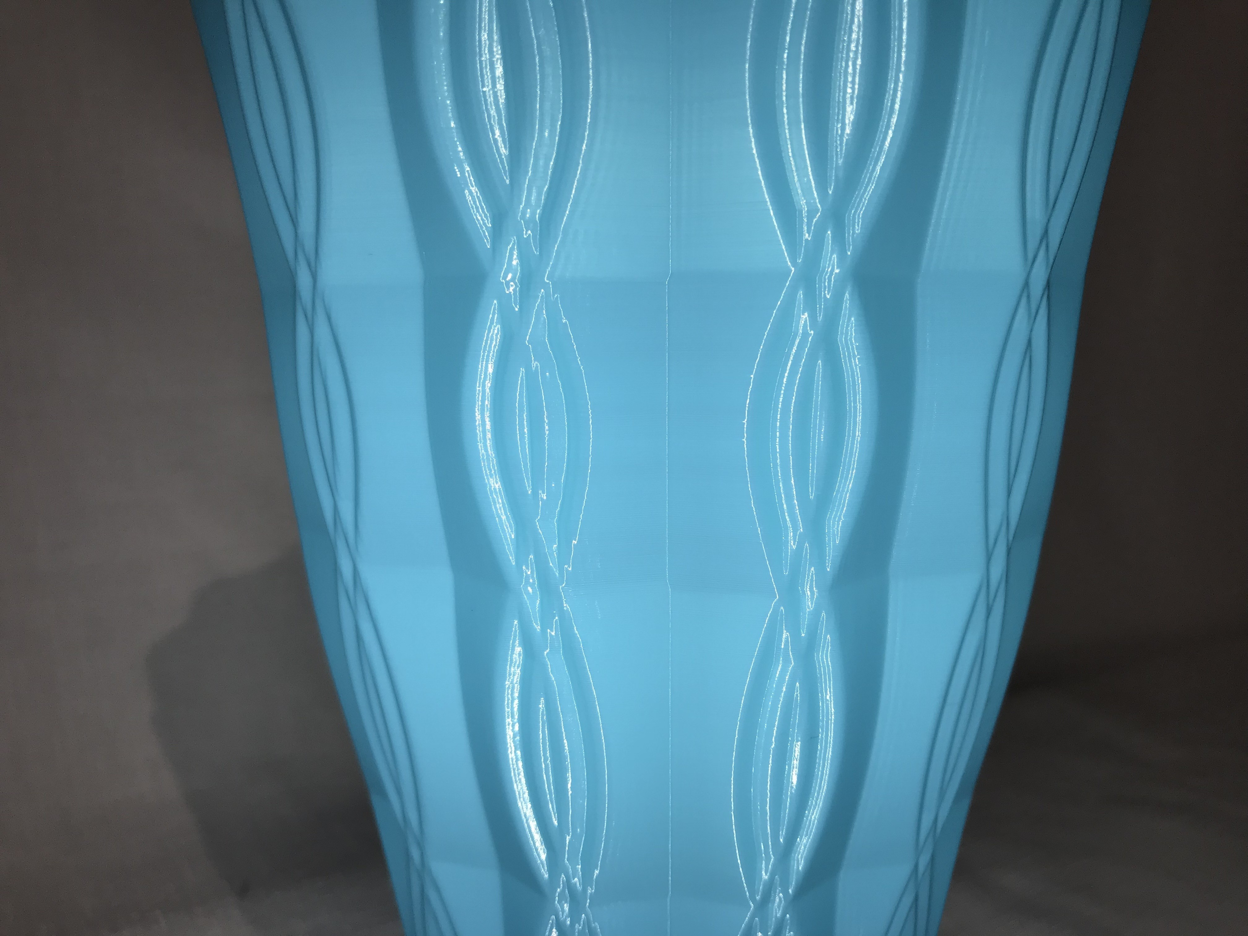 IMG_5077.JPG Download free STL file 2 vases (sixties vase and sixties v2 vase)  • Model to 3D print, Brithawkes