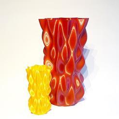 Télécharger modèle 3D gratuit Vase bosselé, Brithawkes