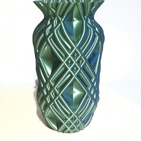 Download free STL file Sweet Vase • 3D printer template, Brithawkes