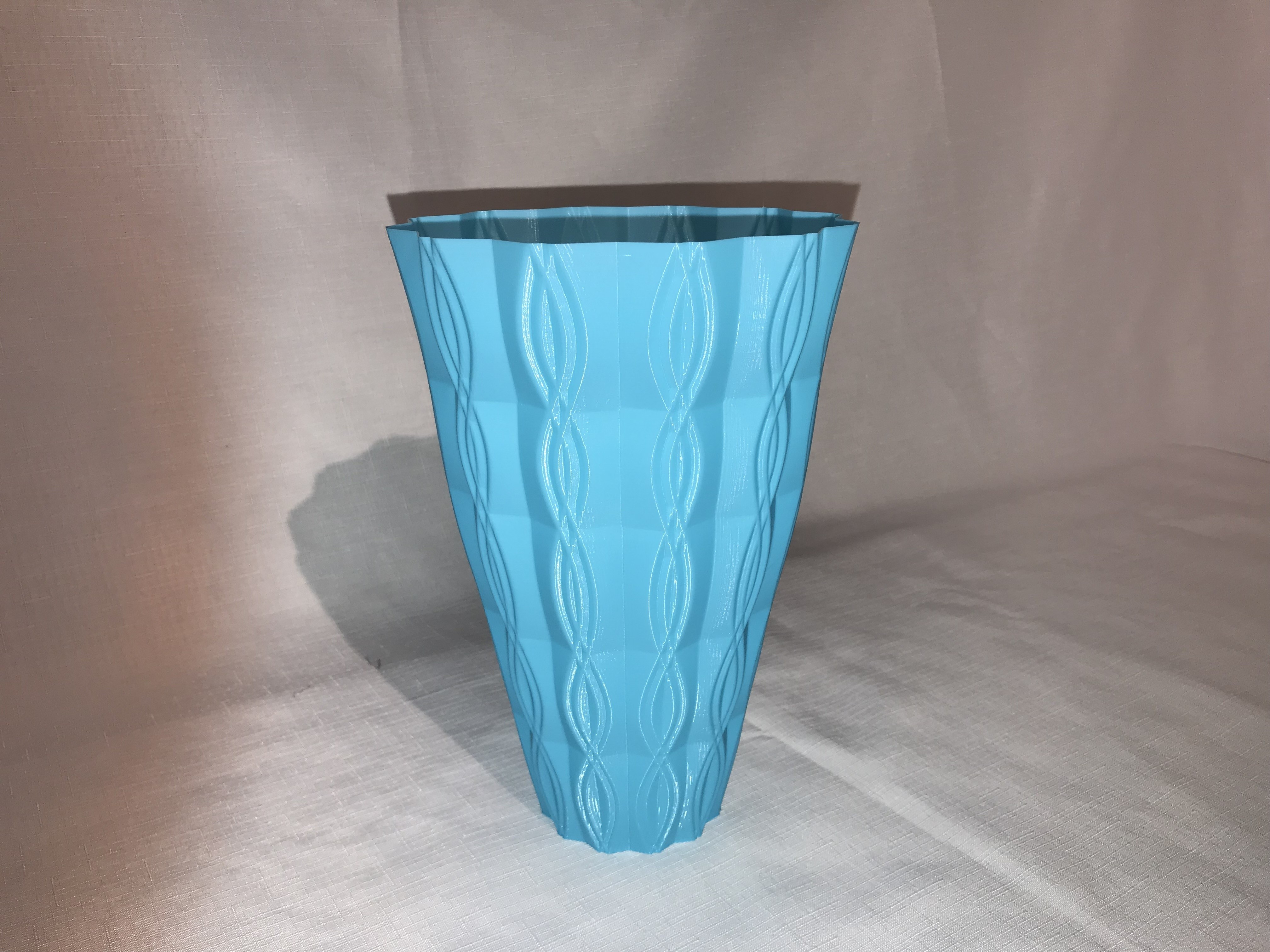 IMG_5074.JPG Download free STL file 2 vases (sixties vase and sixties v2 vase)  • Model to 3D print, Brithawkes