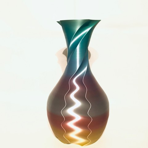 IMG_5301.jpg Download free STL file Shake & twist vase • 3D printable design, Brithawkes