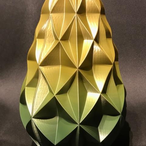 IMG_5262.jpg Download free STL file Retro vase • 3D printing design, Brithawkes