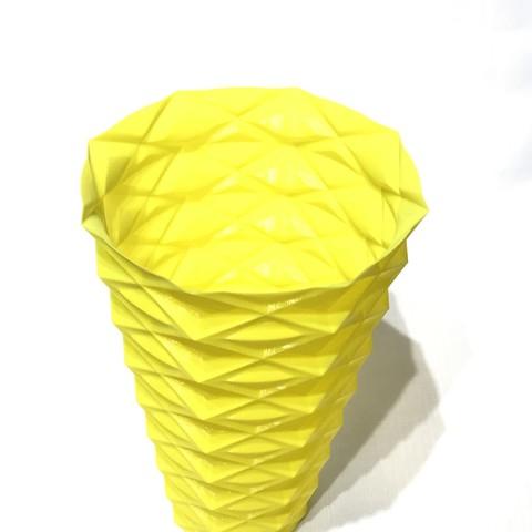 IMG_5145.jpg Download free STL file Zigzag vase v2 • 3D printable model, Brithawkes