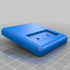 Base.png Download free STL file Apple Watch Charging Stand • 3D printer design, mkoistinen