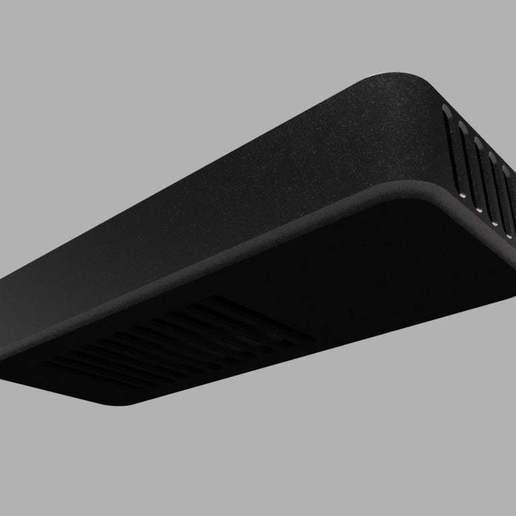 bottom-top-view-gb.jpg Download free STL file Homekit Camera Case (HKCam) • 3D printable model, mkoistinen