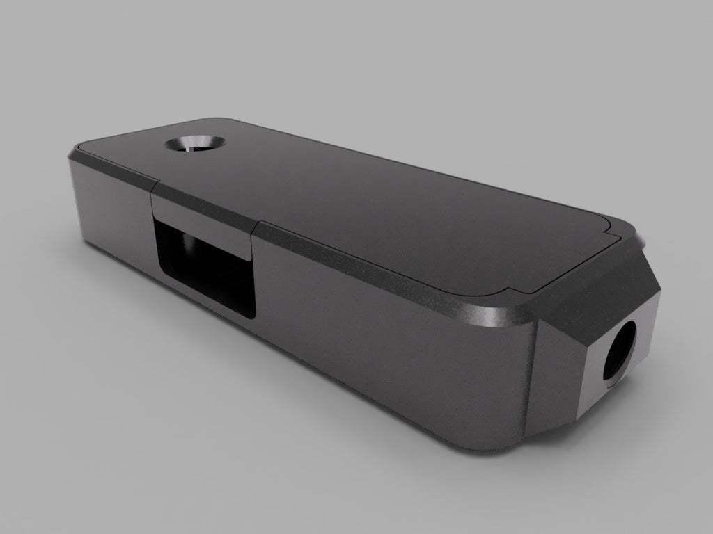 three-quarter-view-gb.jpg Download free STL file Homekit Camera Case (HKCam) • 3D printable model, mkoistinen