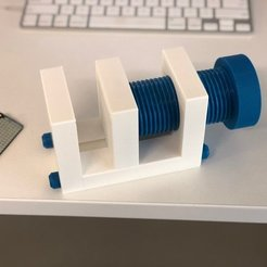 Free 3D print files Yet Another Vice/Clamp, mkoistinen
