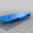 Lid.png Download free STL file Homekit Camera Case (HKCam) • 3D printable model, mkoistinen