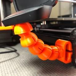 IMG_4315.jpg Télécharger fichier STL gratuit Support de caméra à bras flexible • Objet pour impression 3D, mkoistinen