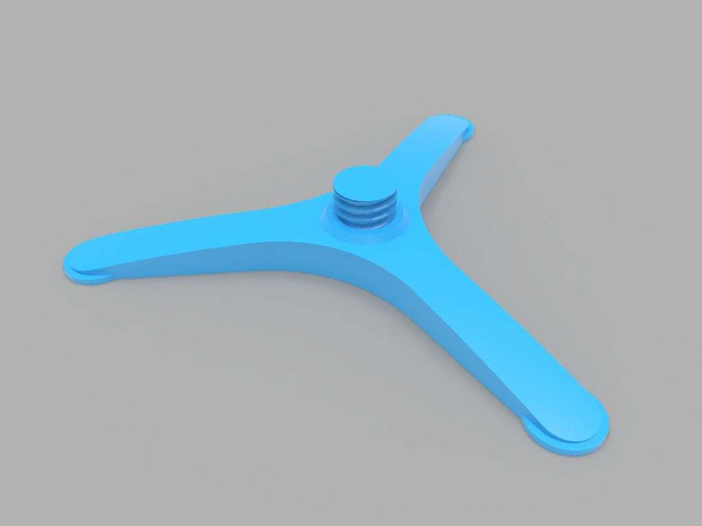 tripod.jpg Download free STL file Homekit Camera Case (HKCam) • 3D printable model, mkoistinen