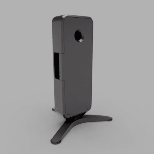 assembled-gb.png Download free STL file Homekit Camera Case (HKCam) • 3D printable model, mkoistinen