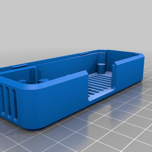 Body.png Download free STL file Homekit Camera Case (HKCam) • 3D printable model, mkoistinen