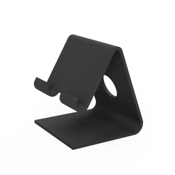 3D print files iPhone stand for your desk (compatible with most smartphones), oliveandco