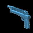Download free 3D printer designs Laser Gun, Toezy