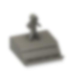 Download free 3D model Candy Bar Holder, Toezy