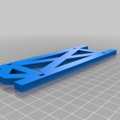 Download free STL file H0 arch bridge - base remix • 3D print model, nenchev