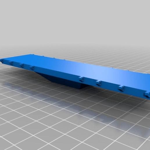 956e264fe0d0d0a3e055172ddac96dfb.png Télécharger fichier STL gratuit Warhammer 40K - wagon gargo général - échelle HO (1:87) • Modèle pour impression 3D, nenchev