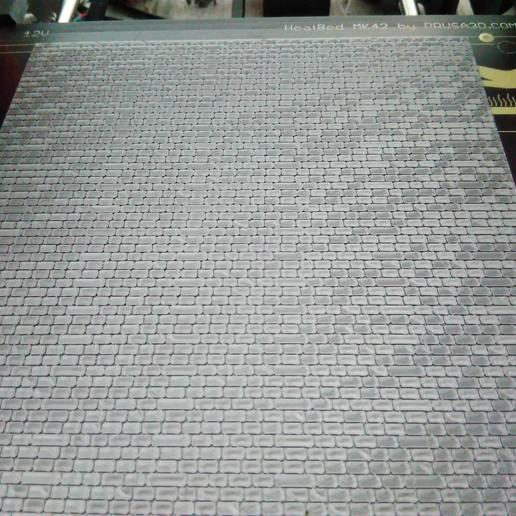 Télécharger fichier 3D gratuit Texture de brique de pierre, nenchev