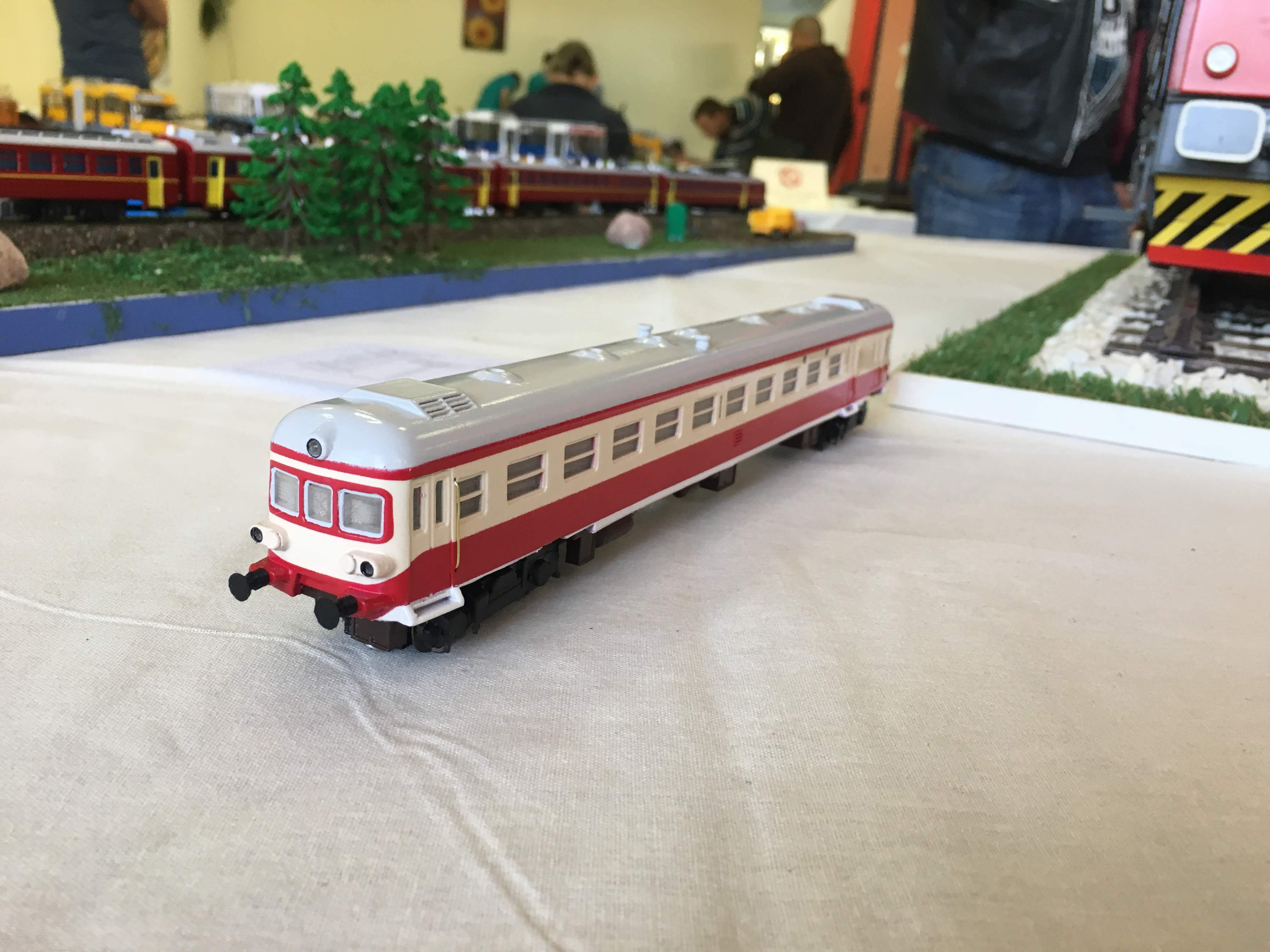 IMG_7464.jpg Download free STL file Bulgarian State Railways Series 19 / SGP Austrian in HO (1:87) scale • 3D printer object, nenchev