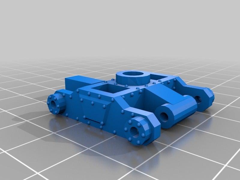 2800deb366e5d574632f1c69f0930fa5.png Télécharger fichier STL gratuit Warhammer 40K - wagon gargo général - échelle HO (1:87) • Modèle pour impression 3D, nenchev