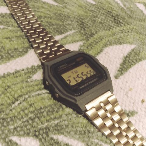 Free 3D model Watch case type Casio A159WGEA, ViKh_
