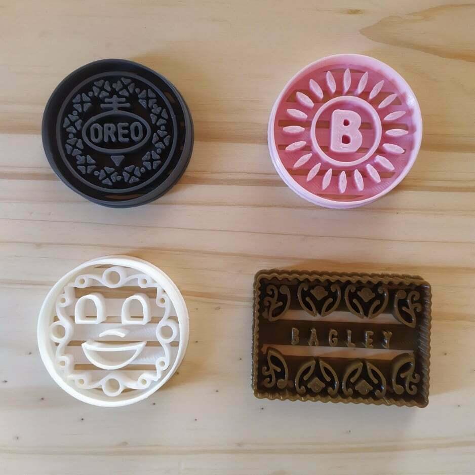 galletas.jpg Download STL bestand cookie cutter cortantes galletas chocolina merengadas oreo sonrisas • 3D print object, inmar_c