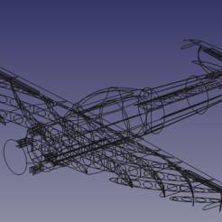 zero1.png Télécharger fichier STL Mitsubishi A6M2 Avion zéro • Plan à imprimer en 3D, manhtung53