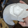 Télécharger plan imprimante 3D gatuit Épaule de veuve (peau standard), RedDirt3D
