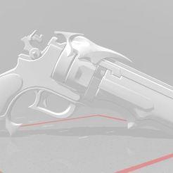 Descargar diseños 3D gratis McCree Van Helsing Pacificador, RedDirt3D