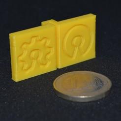 Télécharger objet 3D gratuit Le fantôme dans le test d'impression 3D, topedesigns