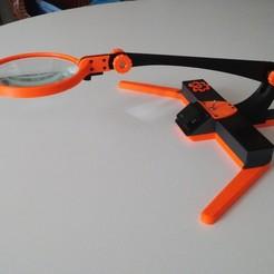 Télécharger fichier 3D gratuit MAGLight rechargeable, topedesigns