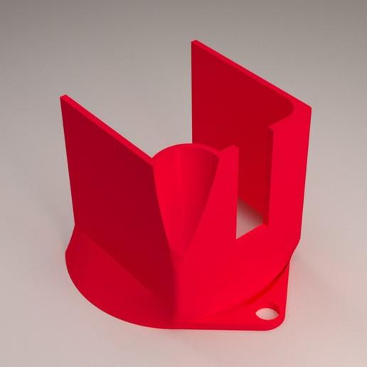 Télécharger fichier impression 3D gratuit Micro Delta Rework ventilateur hexagonal hexagonal, topedesigns