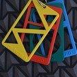 Download free 3D model Formas geométricas / geometric shapes (pré-escola / K5), topedesigns