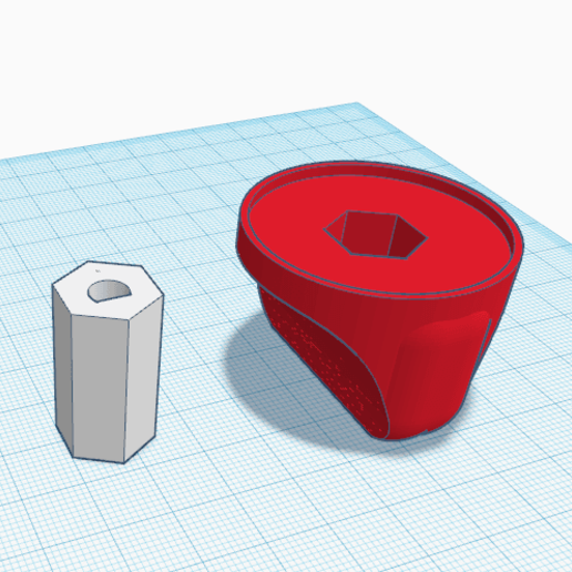 Download free 3D printing files TOPEdesigns stove knob, topedesigns