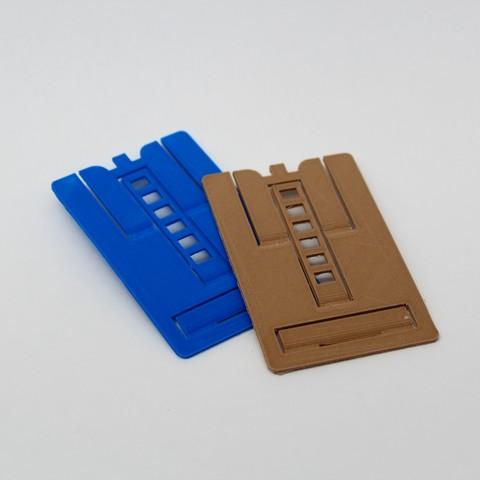 Fichier imprimante 3D Porte-cartes-cadeaux pour téléphone, LagTechnologies
