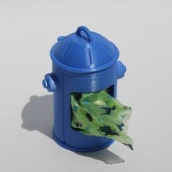 Download 3D model Dog Bag Holder, LagTechnologies