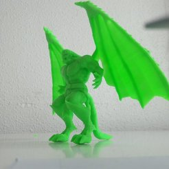 Download STL files Gargoyles, jascristobal