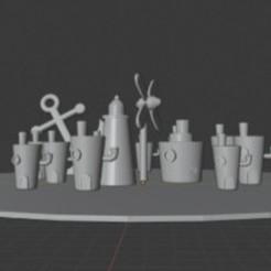 Télécharger objet 3D gratuit Bas de bikini, Wembleyy