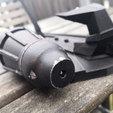 Descargar archivo 3D gratis Rey sable de luz + base, fácil de imprimir, Sheeloo