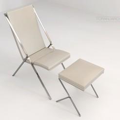 3D print files Niero's Chair, Miladv