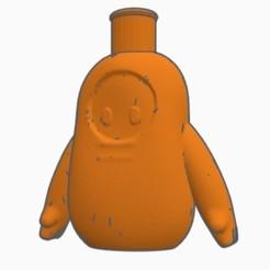 Sin título.jpg Télécharger fichier STL Cachimba / Shisha Fall Guys Mouthpiece • Modèle pour imprimante 3D, Shisha3D