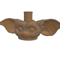 Sin título.jpg Download STL file Cachimba / Shisha Gizmo Mouthpiece • 3D print model, Shisha3D