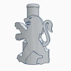 Sin título.jpg Télécharger fichier STL Embout Peugeot Cachimba / Shisha Logo • Objet pour imprimante 3D, Shisha3D