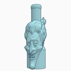 Sin título.jpg Télécharger fichier STL Cachimba / Shisha Hades Embouchure • Plan à imprimer en 3D, Shisha3D