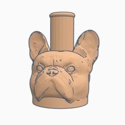 Sin título.jpg Télécharger fichier STL Cachimba / Bouledogue de Shisha • Plan à imprimer en 3D, Shisha3D