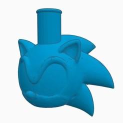 Imprimir en 3D Boquilla Cachimba / Shisha Sonic, Shisha3D
