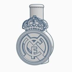 avatar2.jpg Descargar archivo STL Boquilla Cachimba / Shisha Real Madrid • Diseño para la impresora 3D, Shisha3D
