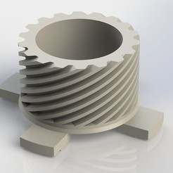 Download 3D model suzuki Bandit 600S speedometer gear, Phaust