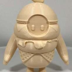 Download free 3D printer model Fall Guys Burger, TroySlatton