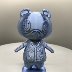 5e951ce912162d5936389c83eb483025.png Download free STL file Animal Crossing Tom Nook • 3D printer model, TroySlatton